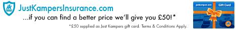 Just Kampers Insurance